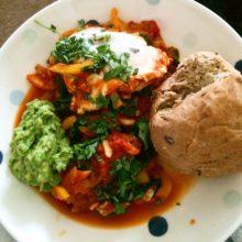 Cookbook Challenge April